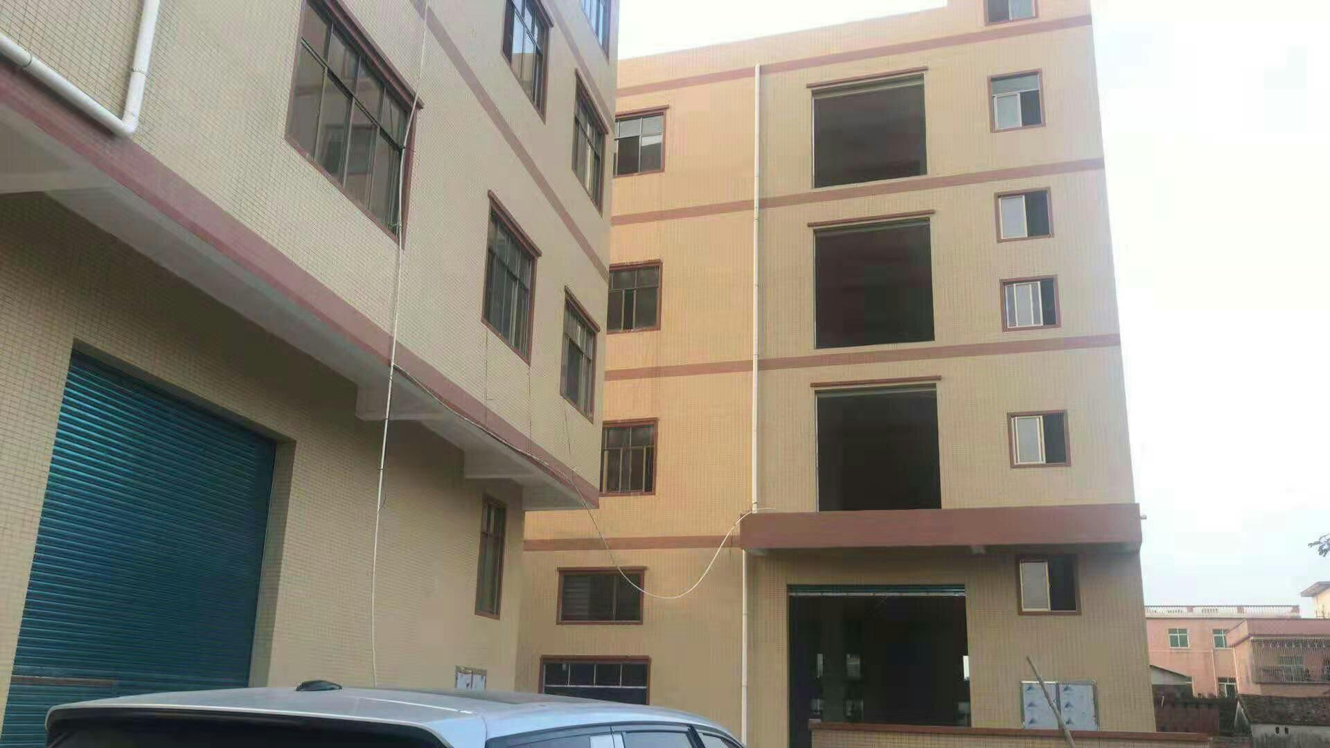 龙溪镇精装修独栋厂房5200平方证件齐全出租