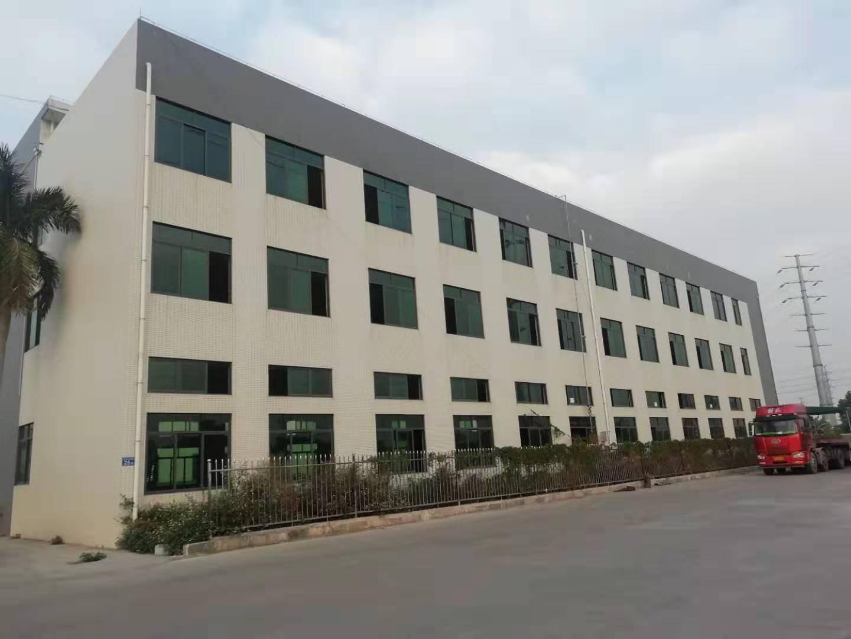 中山市大涌,全新标准厂房,形象非常漂亮。适合家具服装高新产业