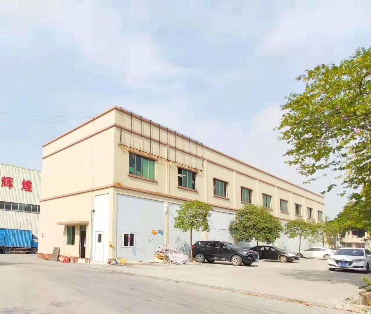 三水芦苞原房东红本厂房,可办环评,空地超大,8400方出租