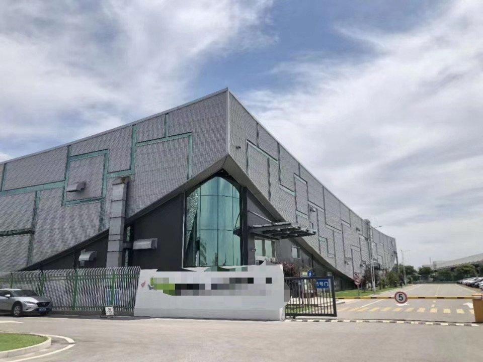 肇庆国际顶尖园区单一层厂房