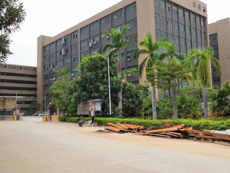 龙华大浪原房东工业园11500平方出售