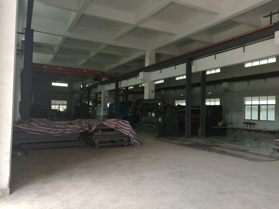 茶山镇新出1200平方带塑胶环评厂房分租