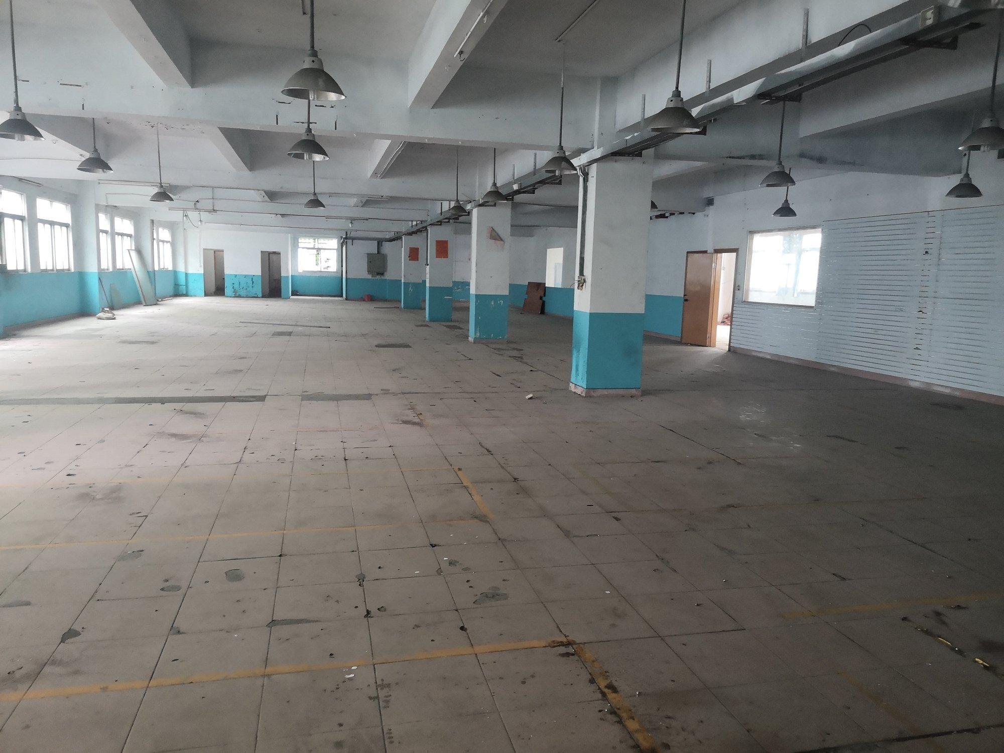 长安宵边社区新出原房东厂房,带装修,水电齐全实际面积出租
