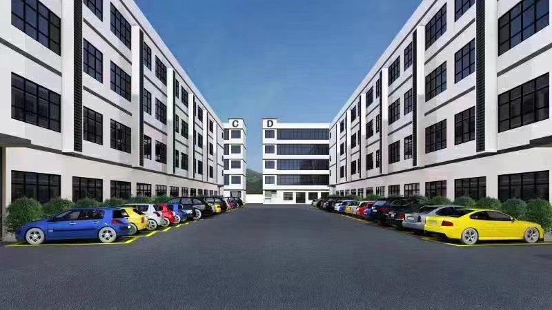 顺德新建全新红本厂房出售300平米起售