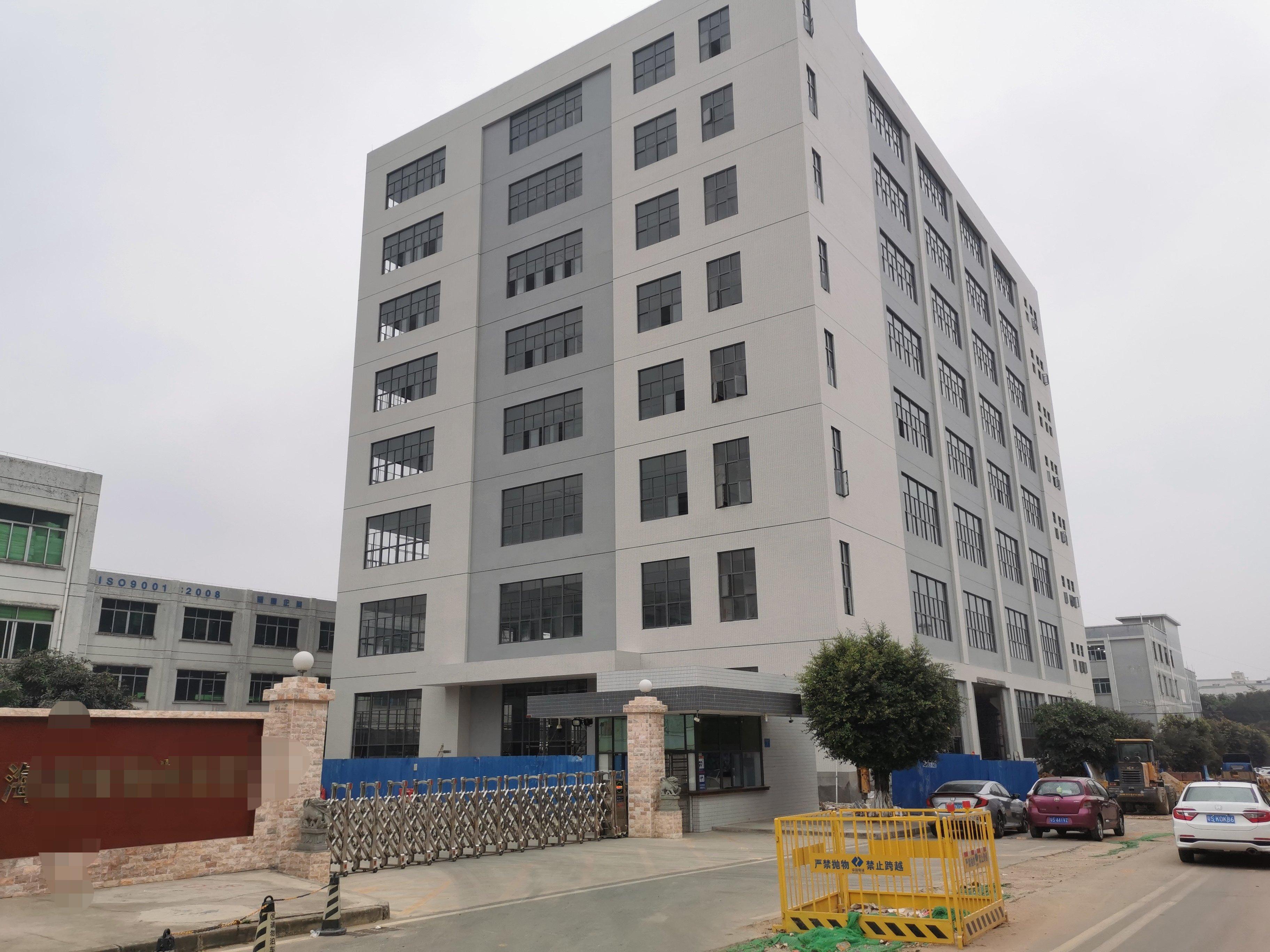 东坑镇全新标准厂房出租可单层分租工业用地可办环评空地大