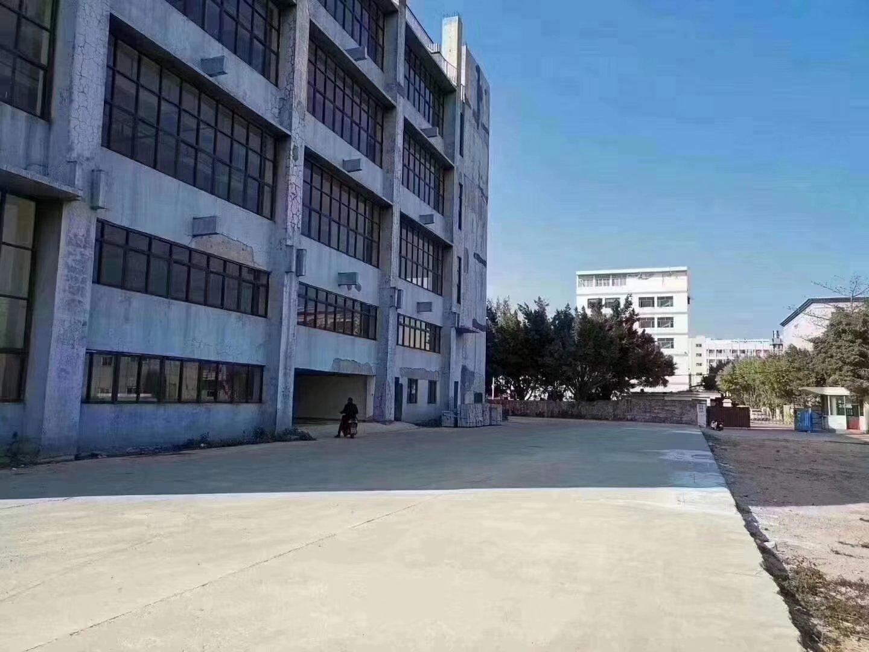 长安乌沙社区,新出一楼标准重工业厂房,带装修,水电齐全