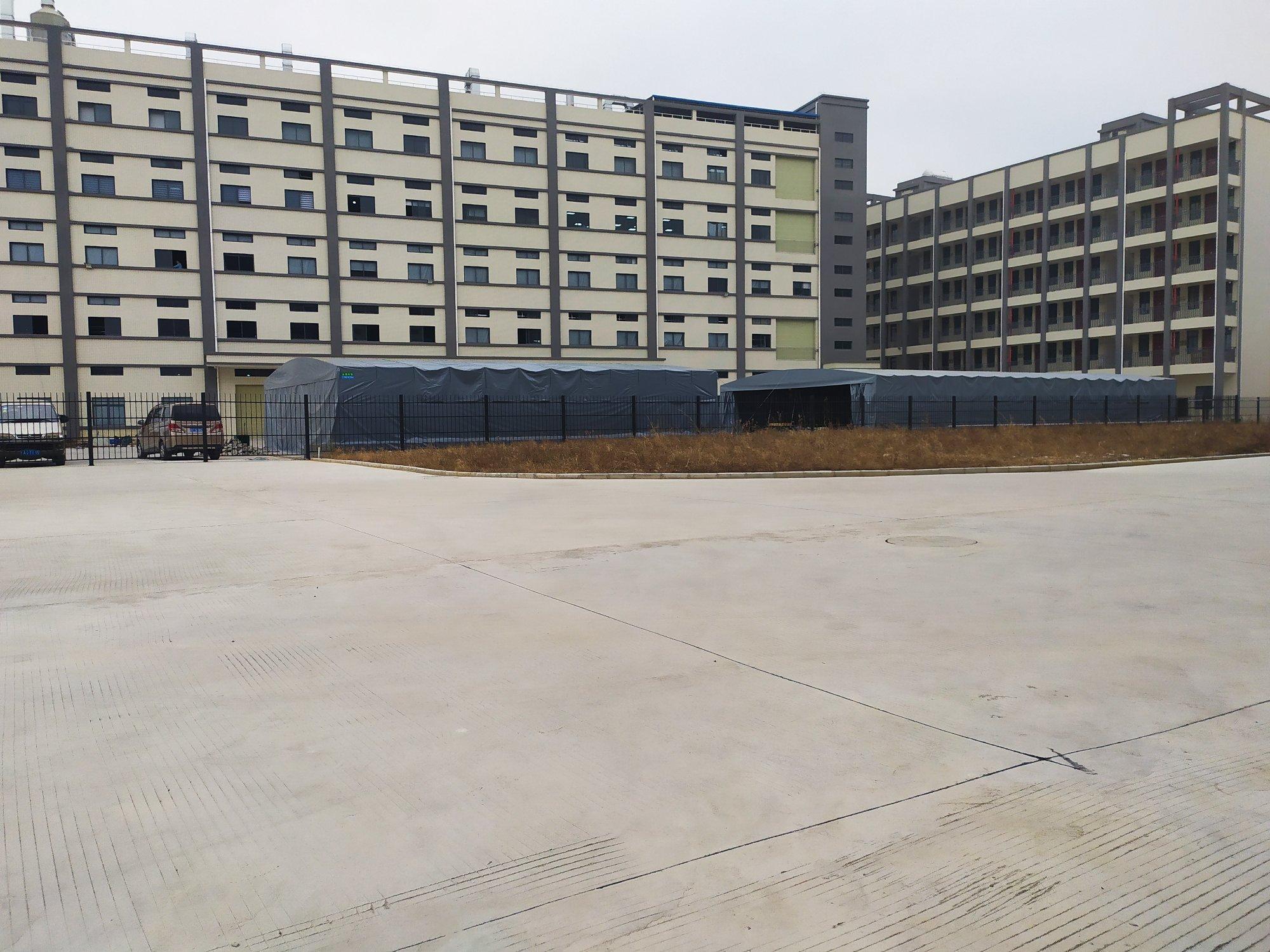 惠阳区淡水镇工业园1-3楼6000平方可分租