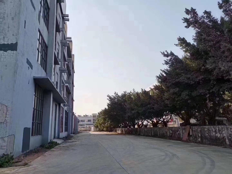 深圳坪山原房东独院厂房建筑面积8500平米出售