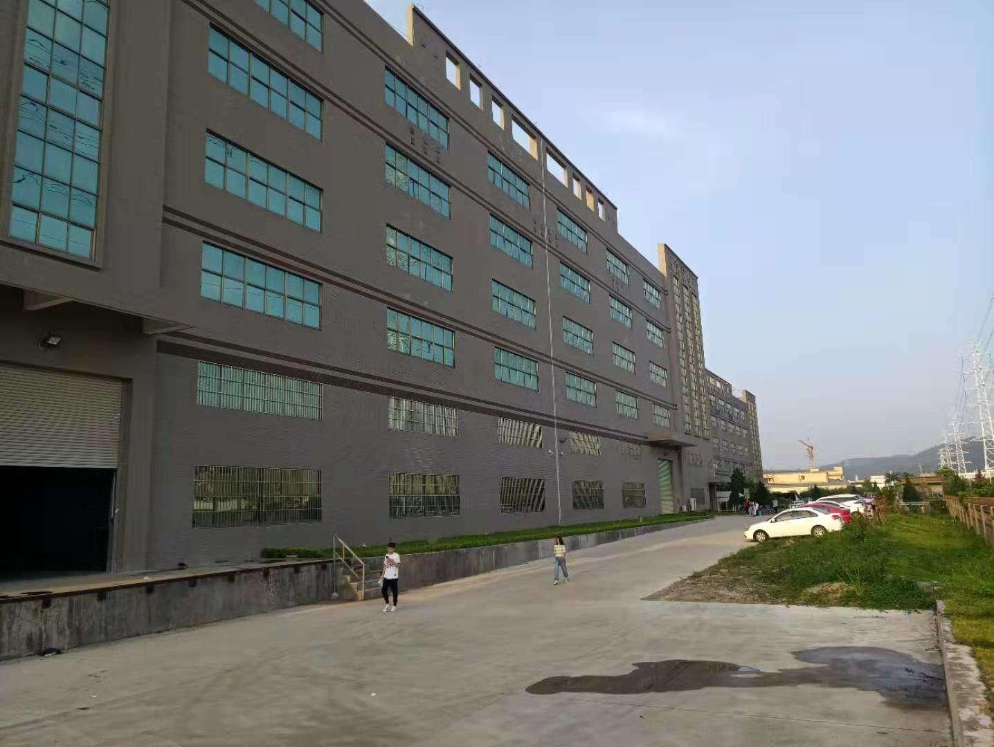 东莞市常平镇全新重工型,标准厂房出售(已建好)21000平方