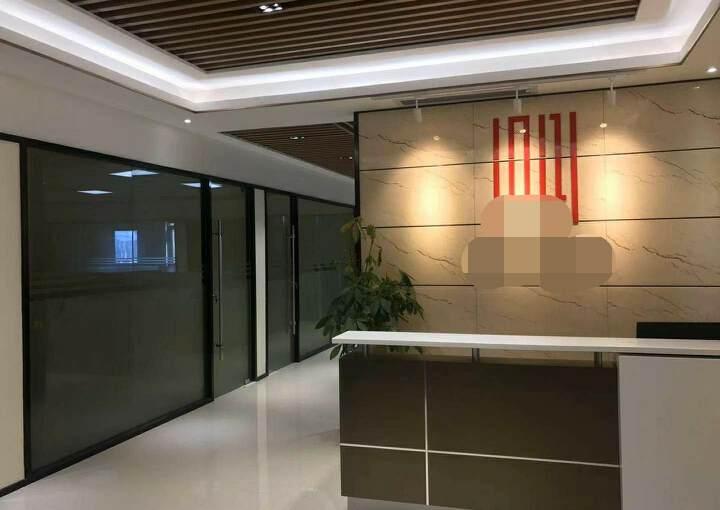 观澜新出豪华装修办公室530平,园区环境优美,停车位充足图片3