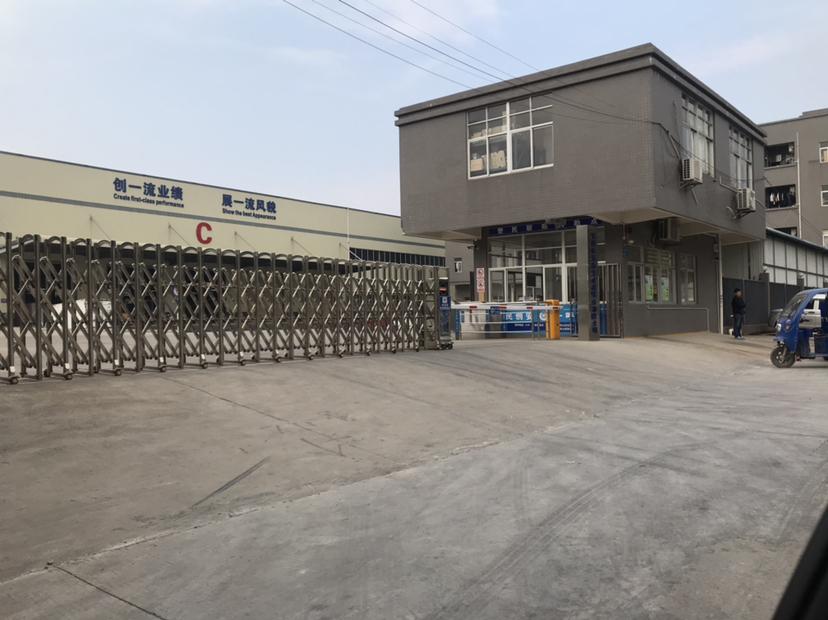 石排镇高速路口九成新独院钢构厂房8000平米大小可分租