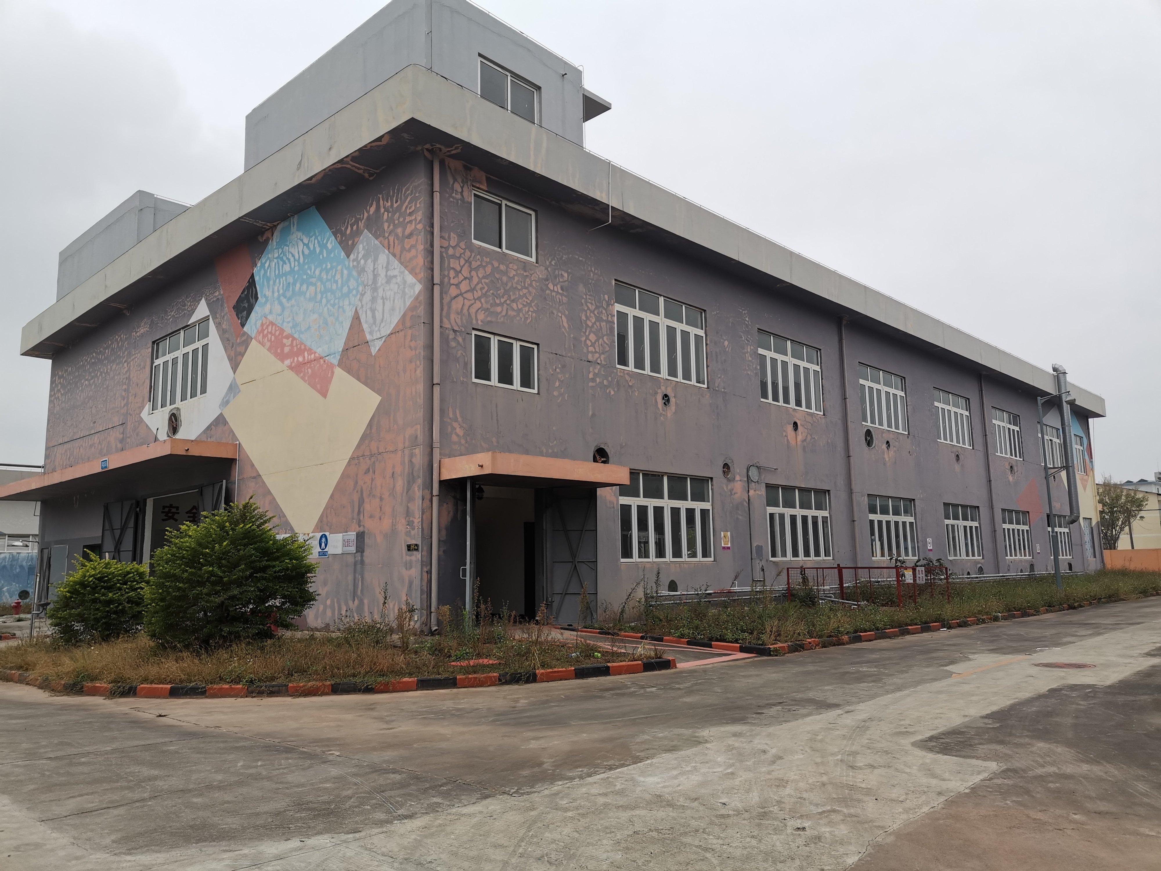 坪山大工业区原房东红本8500平独院厂房出售