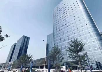 黄埔科学城地铁口全新写字楼19楼238平精装4+1格局图片1