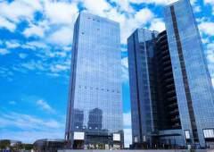 宝安新地标建筑写字楼出售面积100平起