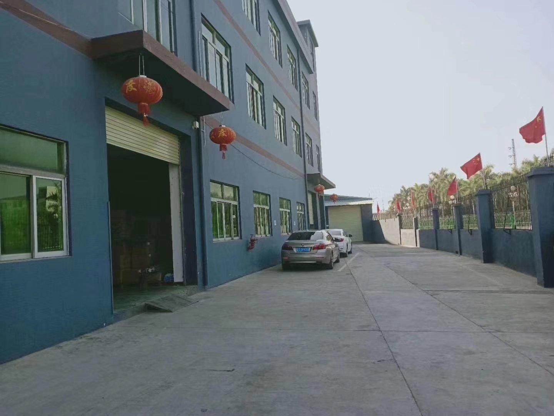 原房东坪山马峦街道标准二楼1050平米带现成装修办公水电齐全