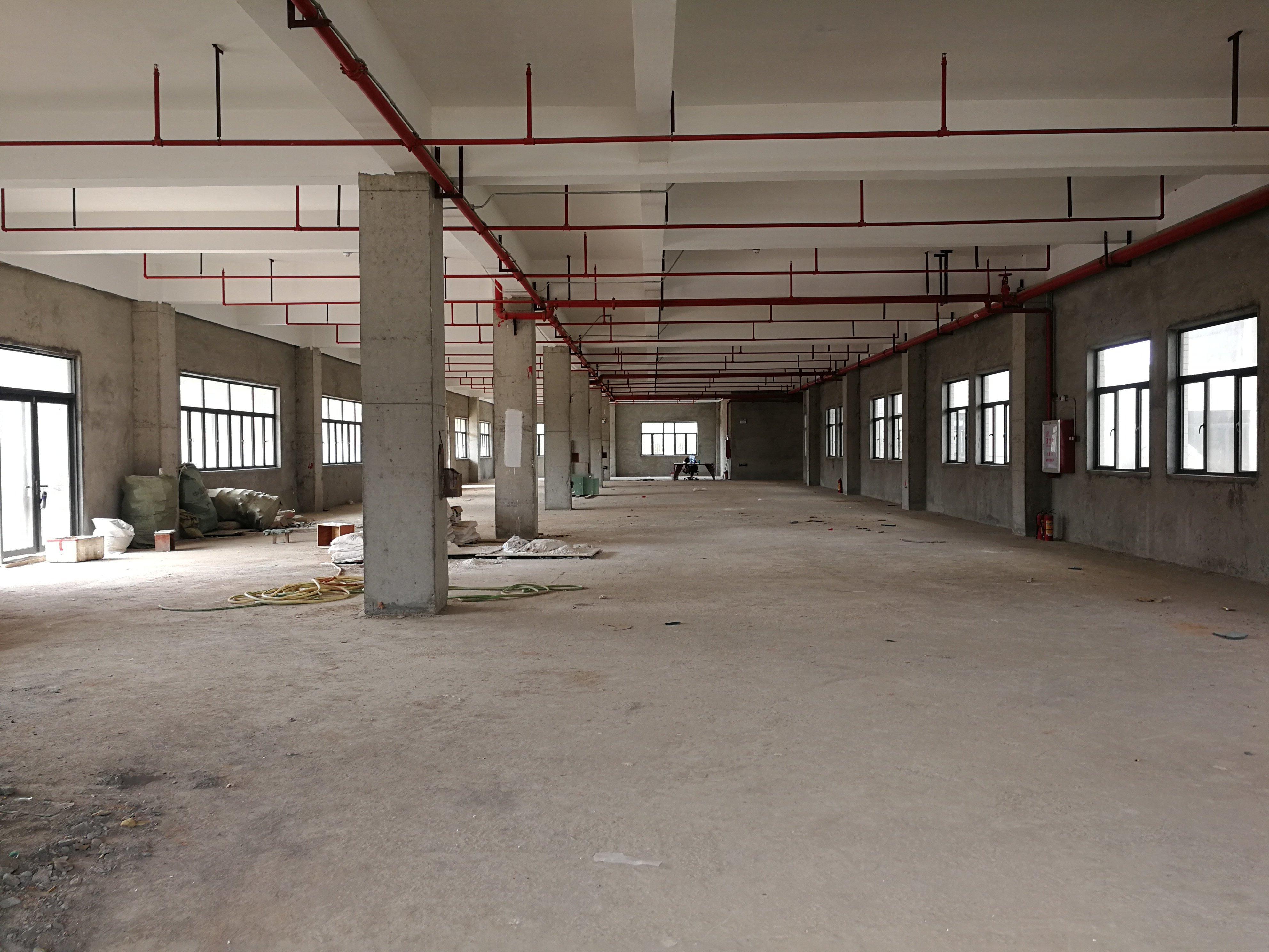 适合放置贵重物品的仓库园区管理严格免租期长达几个月