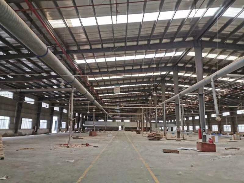 九江镇沙头工业区原房东厂房,带现成木制家具环评厂房4000方