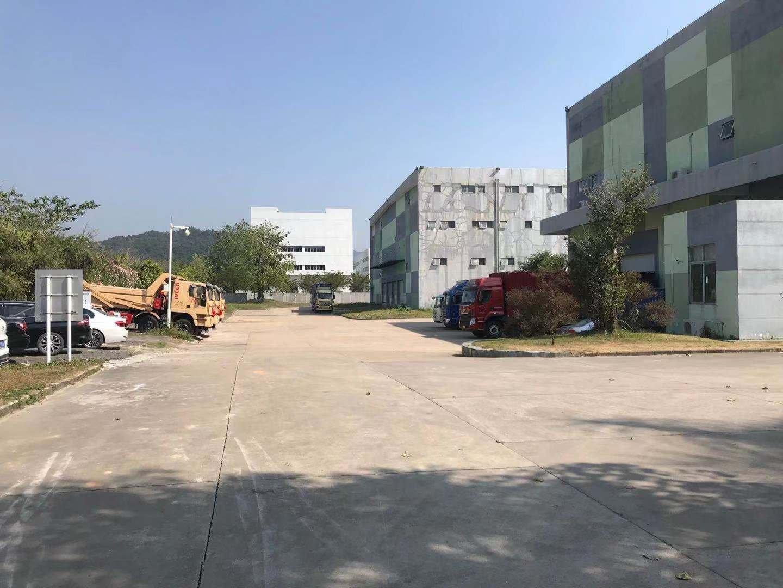 深圳坪山大工业区原房东红本建筑面积16800平米厂房出售
