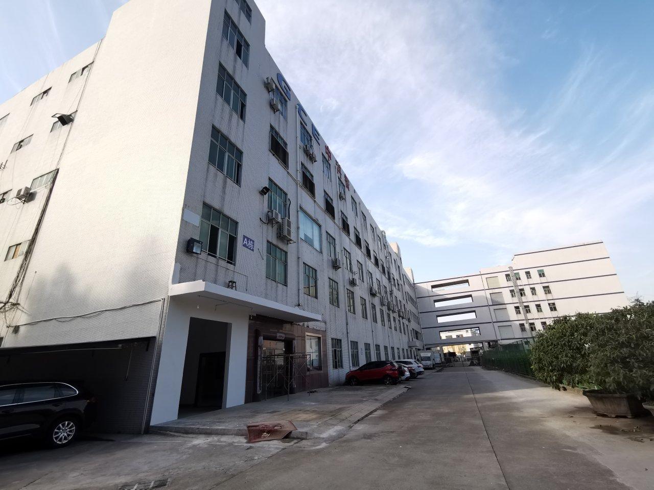 坂田杨美地铁口附近新出4600坪厂房出售