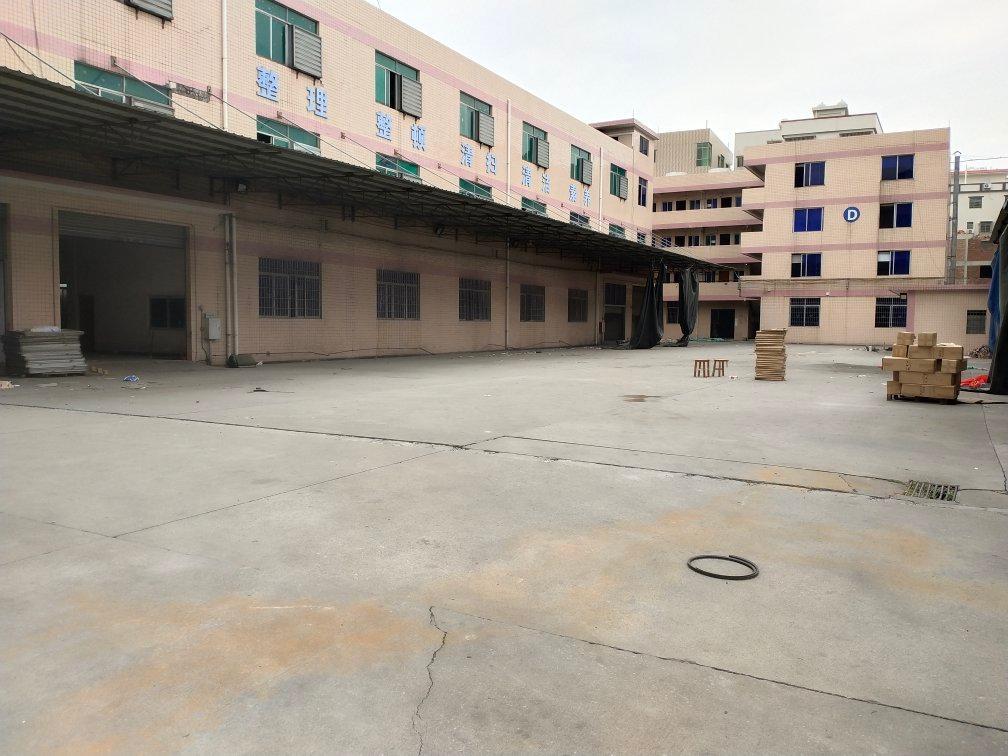 荔湾区中南独院标准厂房出租8400平方,