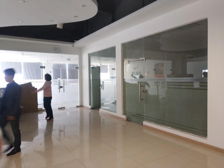 福永凤凰山下楼上500平办公研发,精装修无转让费。-图4