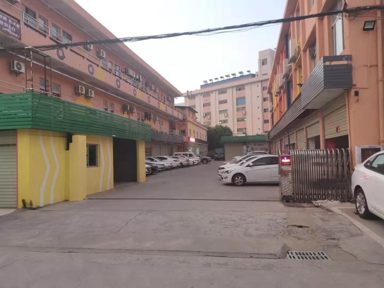 坪山比亚迪旁原房东自建6000平红本独院厂房出售