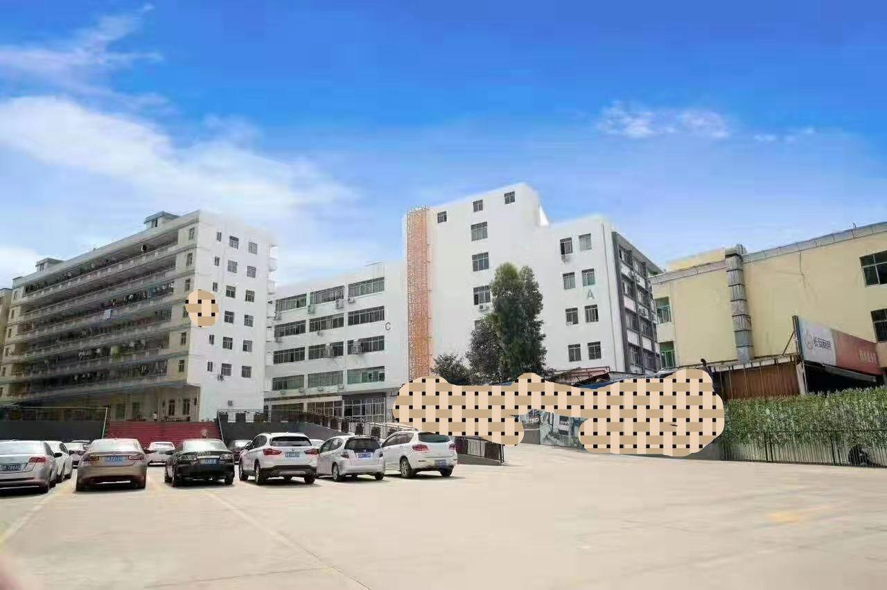 龙华龙胜地铁站附近原房东标准厂房楼上750㎡精装修办公室出租