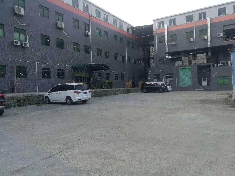 福永唯一独院带红本原房东厂房带卸货平台标准一楼2000平米,-图6