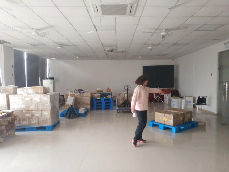 福永凤凰山下楼上500平办公研发,精装修无转让费。-图7