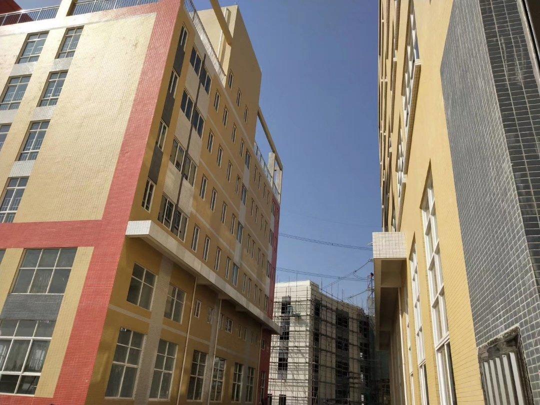 中山市古镇古三村全新厂房共两栋总面积15300平米厂房出租
