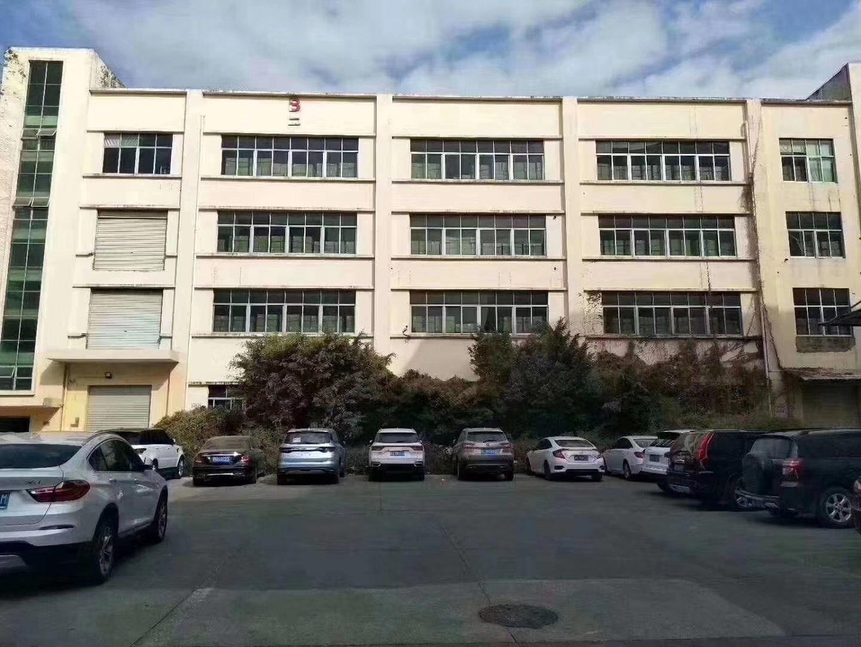 福永塘尾工业园7500平独栋厂房