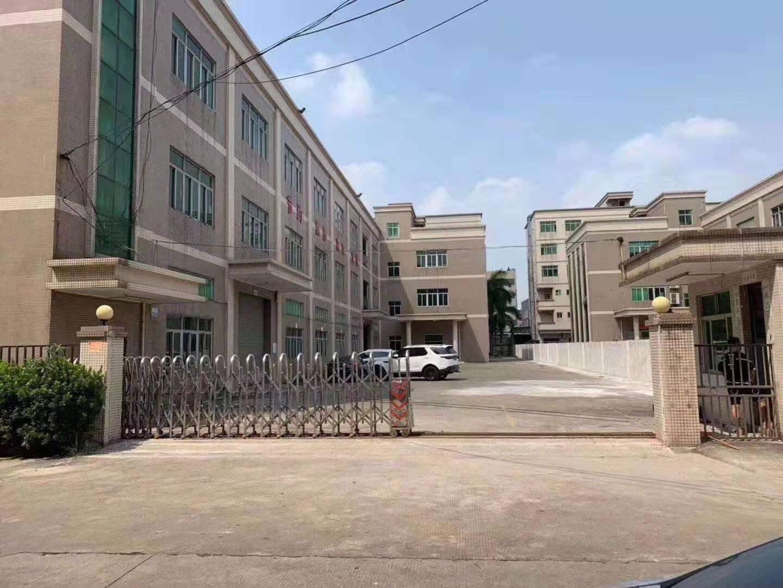 大朗镇新马莲原房东厂房1-4层6000平方