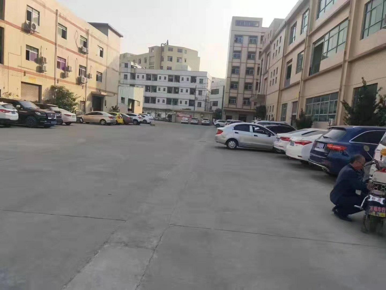 深圳龙华龙胜地铁站附近新出原房东独院精装红本一楼350平出租