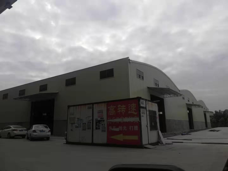 西樵镇新出1万平方原房东单一层厂房出租可做物流仓库等