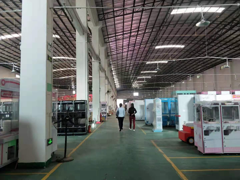 番禺市桥独院钢构厂房招租,滴水9米,中高11米,可做篮球馆