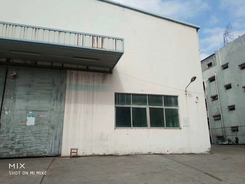 深圳龙华龙胜地铁站附近新出独院单一层钢构5000平出租