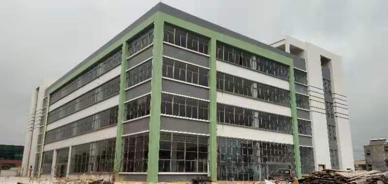 博罗福田国道旁边红本厂房29000平方出售