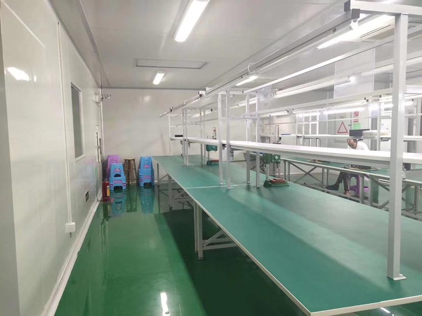 福永塘尾新出标准厂房800平方米-图3