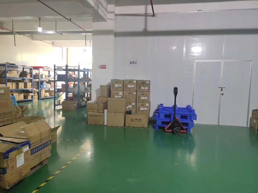 福永塘尾新出标准厂房800平方米-图2