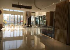林芝地铁口高端商业综合体一楼251平出租适合教育展厅