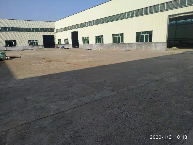 博罗杨村独院厂房证件齐可以接受气味和噪声厂房面积共5300平