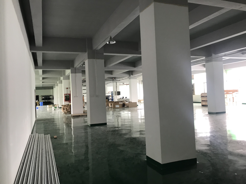 龙华大浪原房东厂房2000平出租,面积实在,公摊小