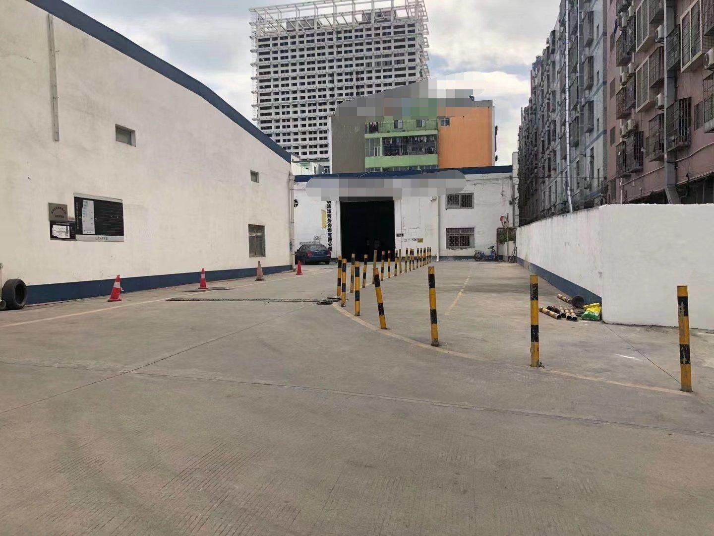 坂田五和独院一楼2000平钢构可分租,高7米