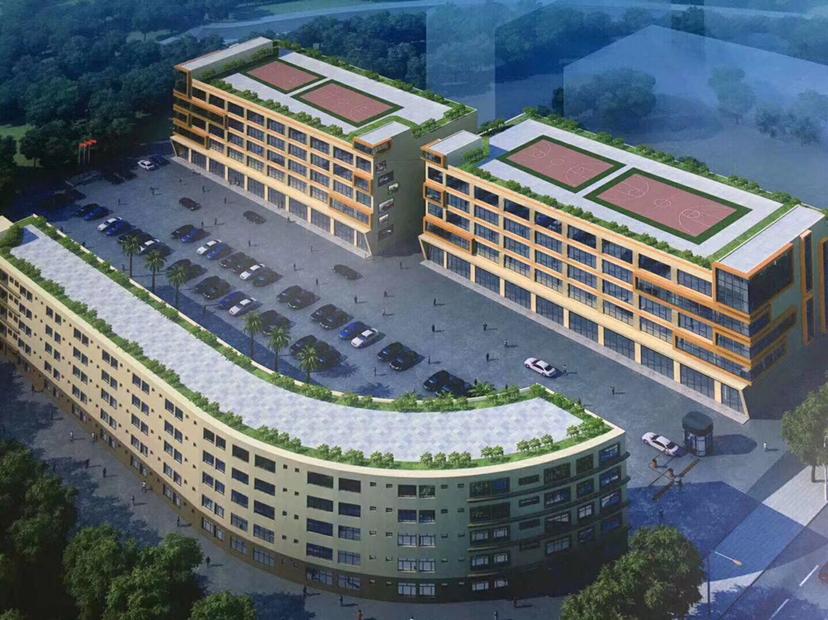 深圳厂房出售,独门独院厂房,有红本,使用年限长,投资价值高
