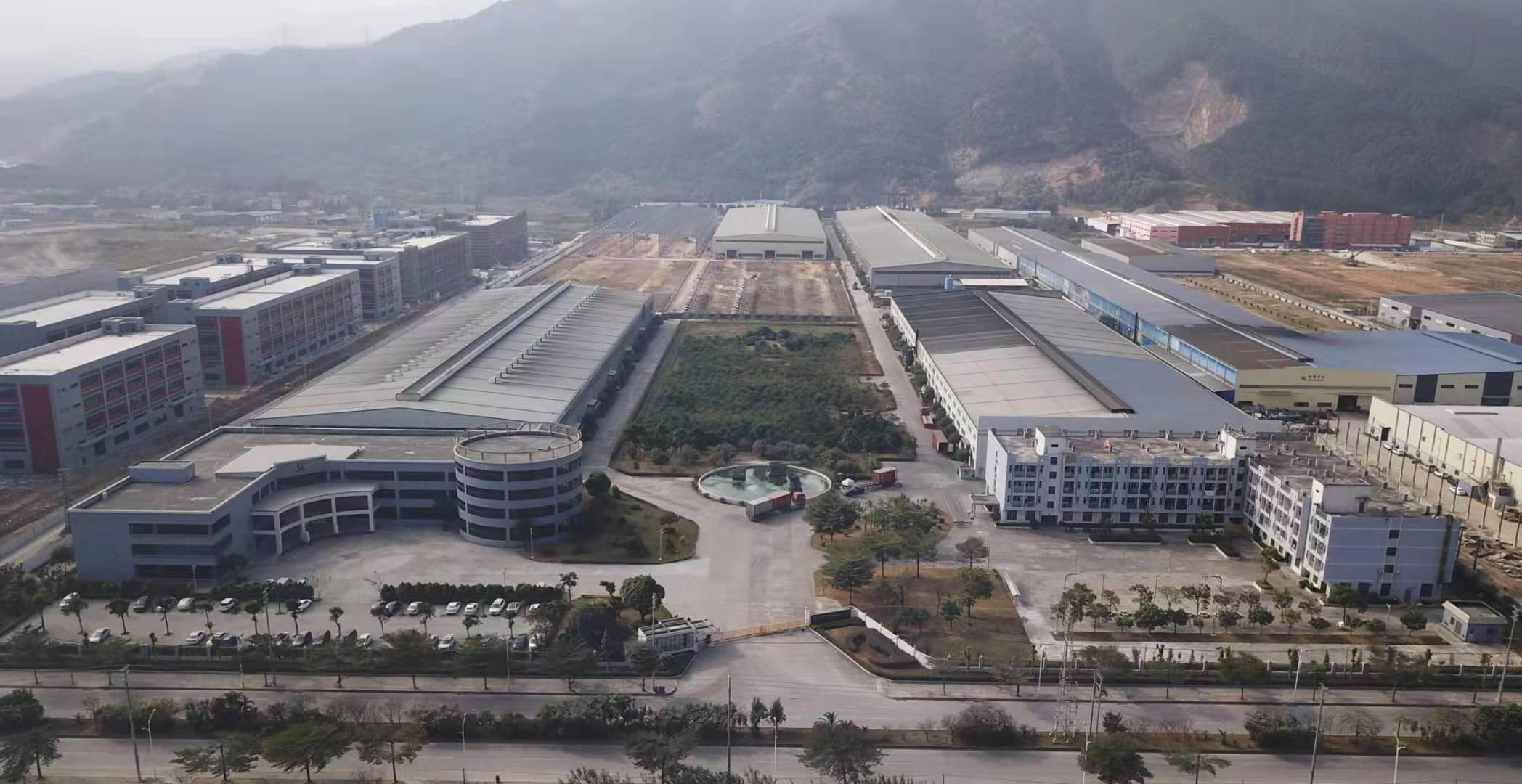 广东肇庆高新工业区全新独院单一层钢结构厂房24万方可办环评
