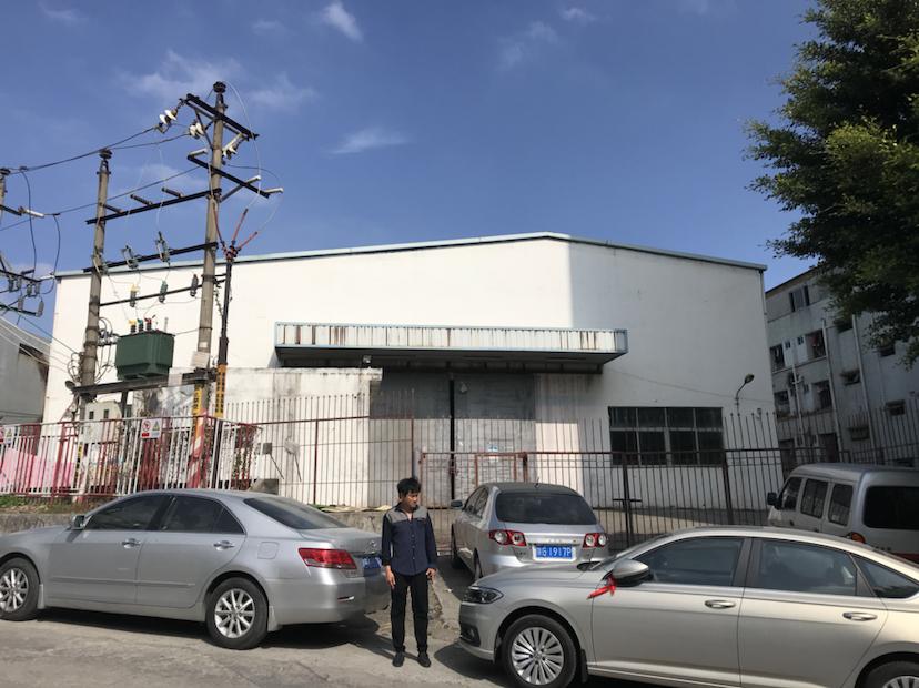 龙华布龙路边上单一层4000平厂房出租,适合仓库,物流行业