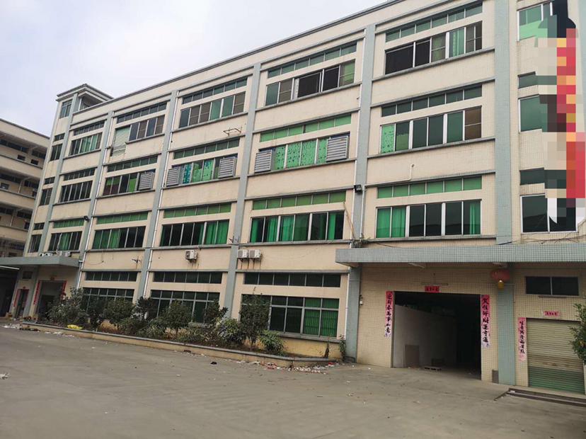 松山湖旁原房东9成新独院标准厂房7000平