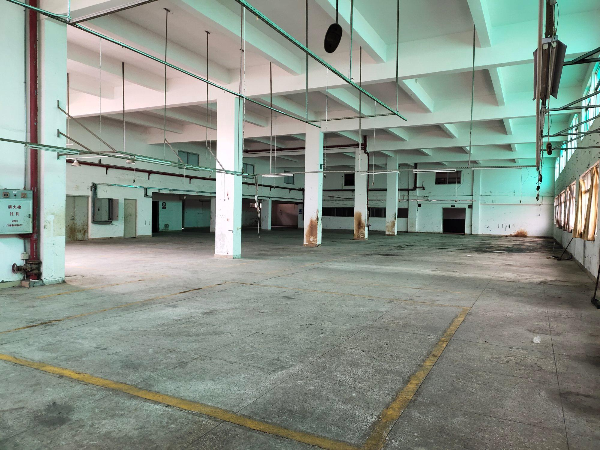 惠城区水口新出厂房1500平方招租