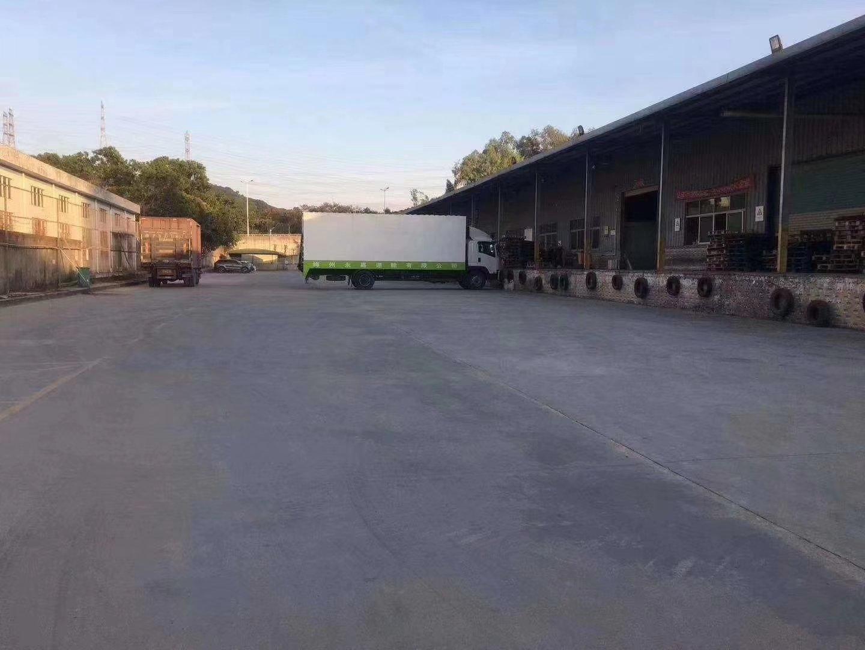 深圳附近双面卸货3万平米物流园招租