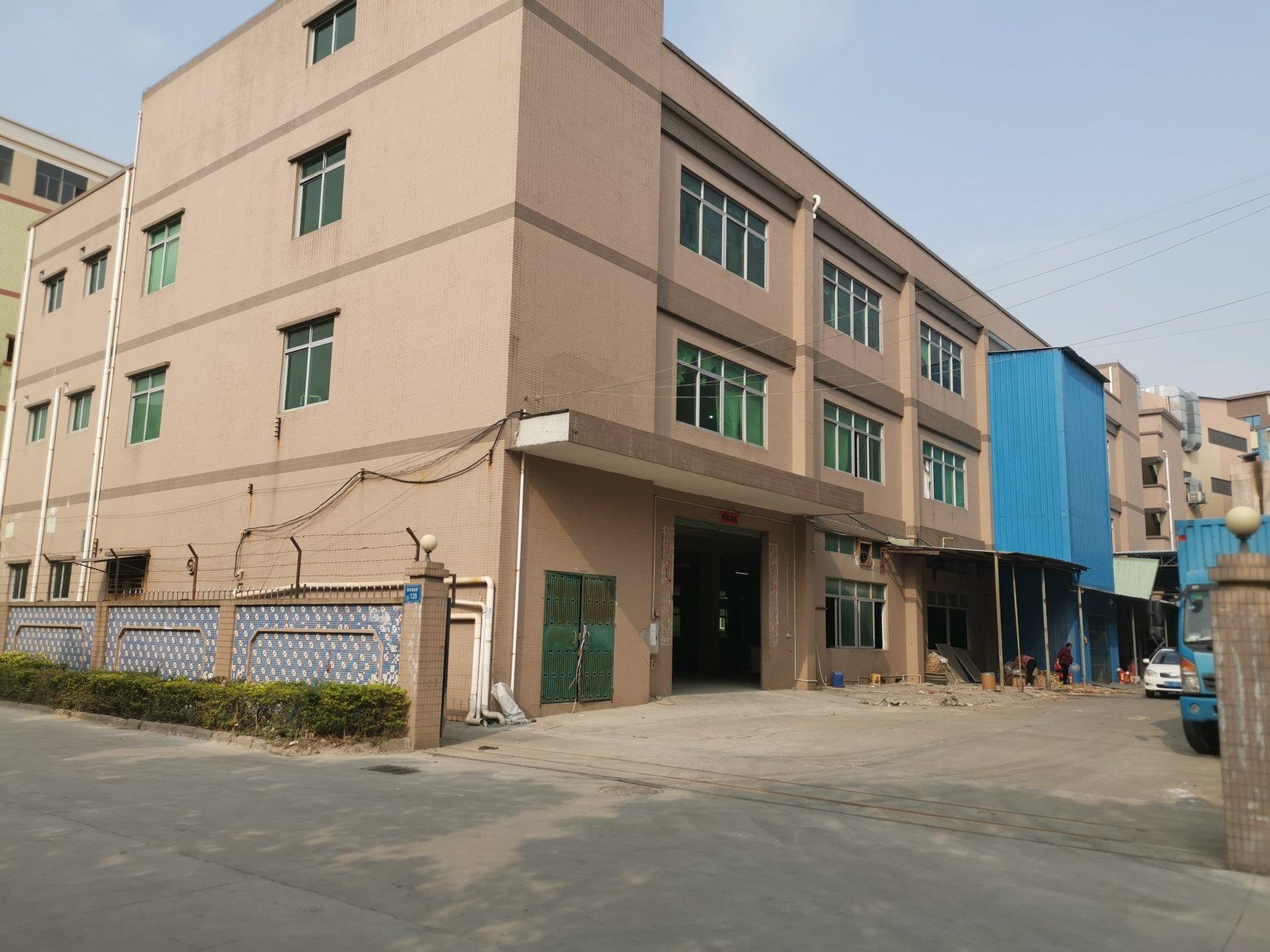 观澜国有证独院小厂房出售: